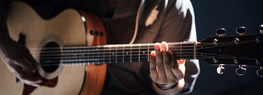 Lezione di chitarra